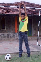 Nuwan - 13 years old