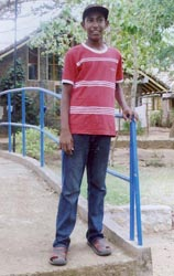 Nuwan - 14 years old