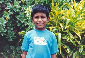 Nuwan - 5 years old